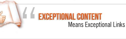 exceptional content means exceptional links