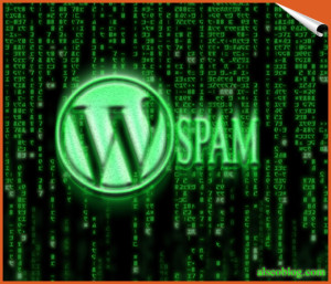 link injection spam on WordPress Site