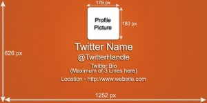 Twitter Profile Template