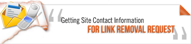 getting site contact details