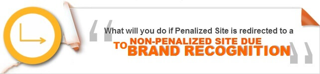 301 Redirect to Non Penalized Site